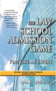 The Law School Admissions Game