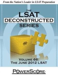 The LSAT Deconstructed