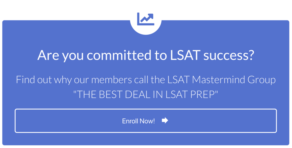 Are you committed to LSAT Success?